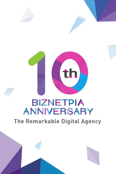 10th BIZNETPIA ANNIVERSARY The Remarkable Digital Agency
